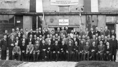 XII                         Zjazd ZKCh w Warszawie, 1948 r.